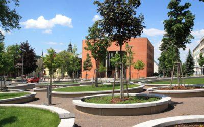 Využitie dažďovice na polievanie mestskej zelene