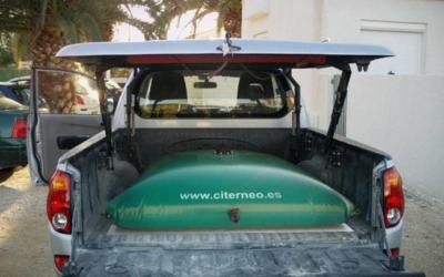 Zásobníky na pitnou vodu v případě havárie i plánované odstávky