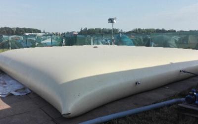 Vak na vodu na festivaly – 100 m³