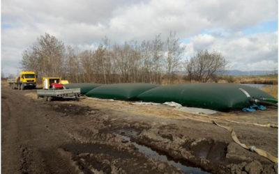 Vaky na úžitkovú vodu využíva aj spoločnosť CEPS