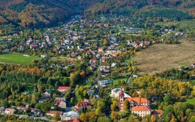 Horní Jiřetín – Vaky pro obecní úřad