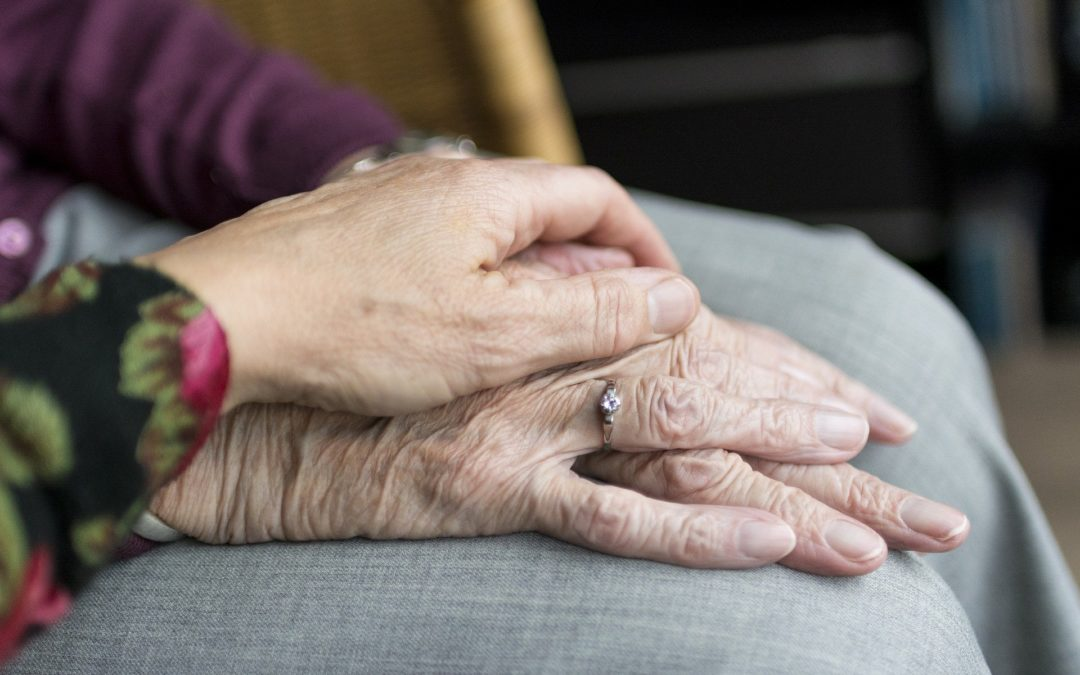 Vak na vodu v domově důchodců dělá radost seniorům a prospívá rostlinám