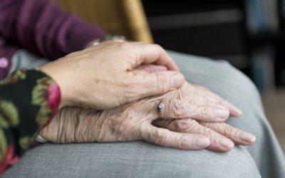 Vak na vodu v domove dôchodcov robí radosť seniorom a prospieva rastlinám