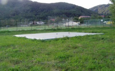 Príbeh Horní Jiřetín – Vak na futbalové ihrisko